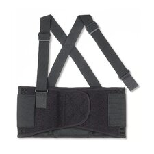 ProFlex® 1650 Economy Elastic Back Support in Black