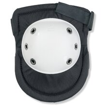 ProFlex® 300HL Rounded Cap Knee Pad with Hook & Loop Fastener