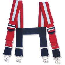 "Arsenal 5093 2"" Quick Adjust Suspenders-Reflective"