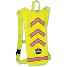 Chill-Its Hi-Vis Low Profile Hydration Pack in Lime
