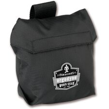 Arsenal Half-Mask Respirator Bag in Black
