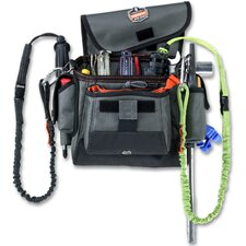 Arsenal Aerial Tool Pouch - Loop in Black
