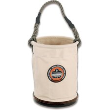 Arsenal Small Plastic Bottom Bucket in White