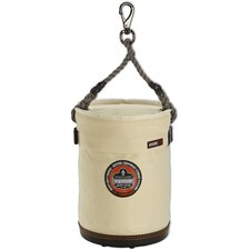 Arsenal Small Bucket with Safety Top and Snap in White
