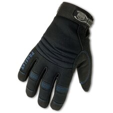 <strong>Ergodyne</strong> ProFlex 817WP Thermal Waterproof Utility Gloves in Black