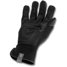 ProFlex 840 Leather Trades Gloves in Black
