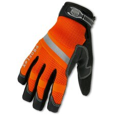 <strong>Ergodyne</strong> ProFlex 876WP Hi-Vis Thermal Waterproof Gloves in Orange