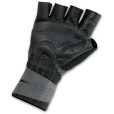 ProFlex 910 Impact Gloves with Wrist Support in Black