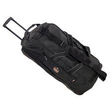 Arsenal Large Wheeled Gear Bag in Black