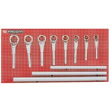 Heavy Duty Box End Wrench Sets - 11pc box end offset wr hdl set