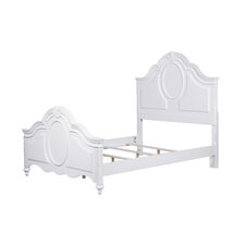 Sweet Heart Panel Headboard