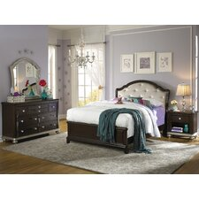 <strong>Samuel Lawrence</strong> Girls' Glam Panel Bedroom Collection