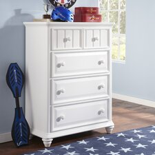 Summer Time 5 Drawer Chest