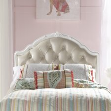 Sweet Heart Upholstered Headboard