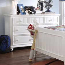 Summer Time 7 Drawer Dresser