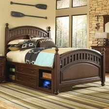 Expedition Four Poster Bed