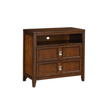 Bayfield 2 Drawer Media Chest