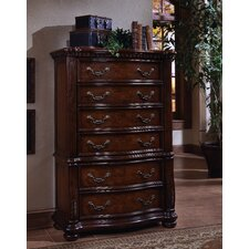 San Marino 6 Drawer Chest