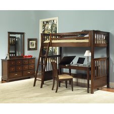 Pepper Creek Loft Bed