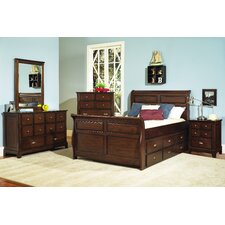 Pepper Creek Kids Sleigh Bedroom Collection