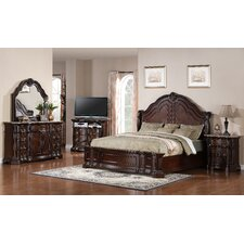 Edington Panel Bedroom Collection
