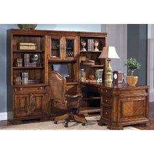 Madison L-Shape Desks Office Suite