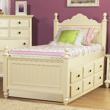 Meadowbrook Kids Panel Bed