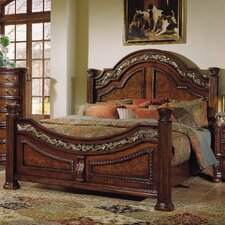 San Marino Panel Bed
