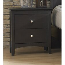 Southpark 2 Drawer Nightstand