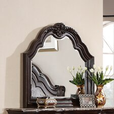 Edington Arched Dresser Mirror