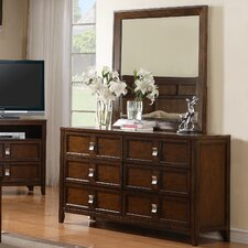 <strong>Samuel Lawrence</strong> Bayfield 6 Drawer Dresser