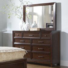 Fairview 9 Drawer Dresser