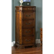 Madison 5 Drawer File Cabinet