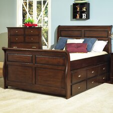 Pepper Creek Kids Sleigh Bed