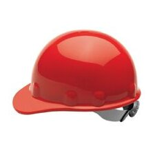 SUPEREIGHT® Class E, G or C Type I Thermoplastic Hard Hat With 3-R Ratchet Suspension And Quick-Lok Attachments For Helmets And Faceshields