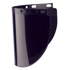 High Performance® Faceshield Windows - wide view faceshield dark green f/f400 f500