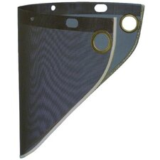 "High Performance® Faceshield Windows - 9-3/4""x19"" #24 mesh steel screen faceshield"