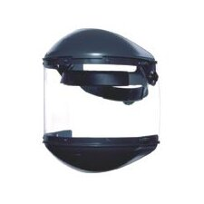 "Dual Crown High Performance® Faceshield With 4"" Crown Ratchet Headband, Window And Chin Guard Complete"