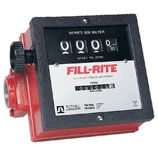 """Mechanical Flow Meters - series 900 basic meter w/1"""" inlet & outlet 40gp"""