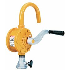 Rotary  2-Vanecurved Spout Hand Pump
