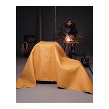 X 6' 24 Ounce Gold Neoshield Neoprene Treated Commercial Grade Blanket