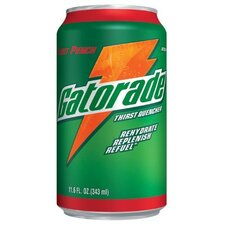 Gatorade® Can - Fruit Punch (24 Pack)