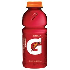 Gatorade® 20 Oz. Wide Mouth - Fruit Punch (24 Pack)