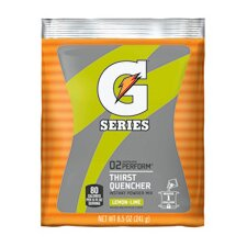 <strong>Gatorade</strong> Ounce Instant Powder Package Lemon-Lime - Yields 1 Liquid Gallon