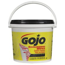 Scrubbing Wipes - gojo scrubbing wipes 170count bucket