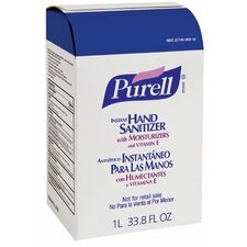 NXT® Purell® Instant Hand Sanitizer Refills - 1000ml / 4 per Pack (Set of 4)