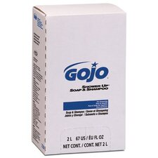 Soap and Shampoo - 2000 ml / 4 per Pack (Set of 4)