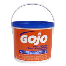 Hand Cleaning Towels - gojo fast wipes225 wipes/b