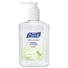 Purell Certified Instant Hand Sanitizer - 8 OZ