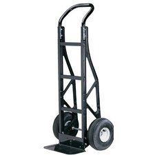 Steel-Tough Nylon Hand Trucks - 600lb capacity ultra nylon hand truck